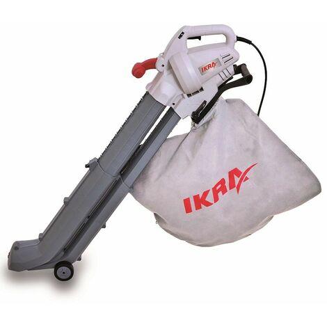 Ikra Aspirateur-Souffleur Broyeur électrique (3en1) IBV 2800 E - 74204030