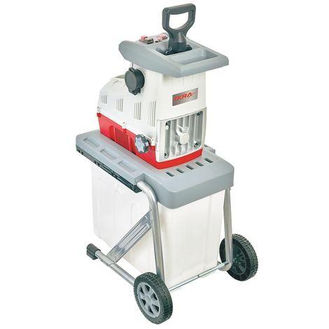 Ikra Biotrituratore a rullo silenzioso elettrico ILH 2800 (2.800 W) - 81002870