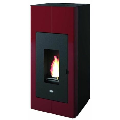 Ilaria Hydro - Thermo granulés de 17,5 Kw Rouge