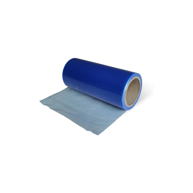Image of AW400 Glass Protection Film 600mm x 250M - Illbruck