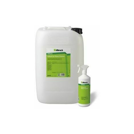 Illbruck AW403 Industrial Glass Cleaner 1L