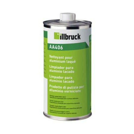 ILLBRUCK cleaner for lacquered aluminum 1L