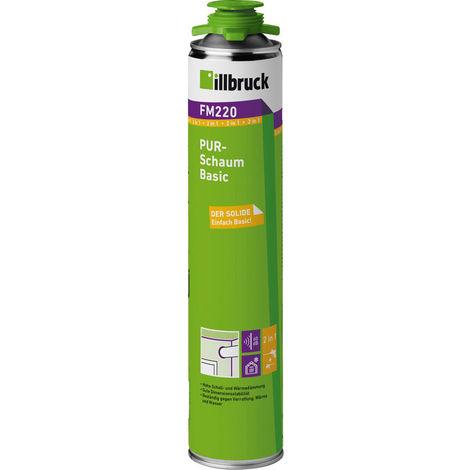 Illbruck FM220 PUR-Schaum ( Inh.12 Stück )