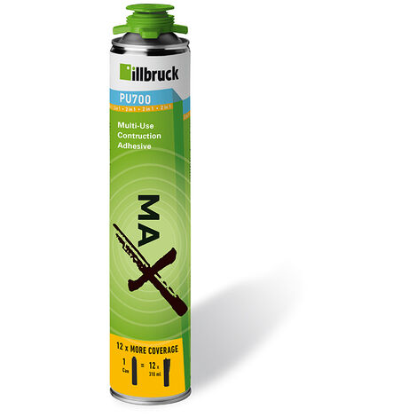 Illbruck PU700 Multi Purpose Construction Adhesive