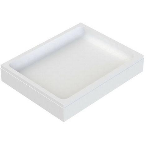 Illbruck Support de baignoire Poresta pour receveur de douche Subway 100x80cm - 17038890