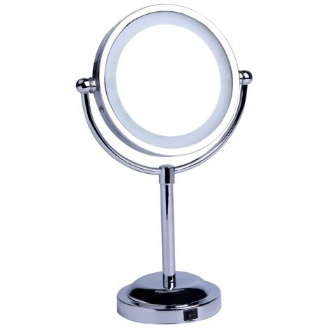 Illuminated Cosmetic Magnifying Mirror