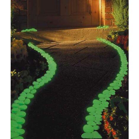 Illuminated pebbles Colori Green WENKO
