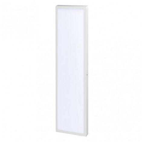 "main image of ""Iluminación led al mejor precio, plafon 72w 6500k modelo PLANO rectangular, Fabrilamp"""