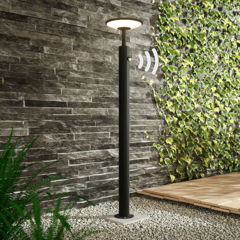 Iluminación LED de senderos Fenia, sensor 100 cm