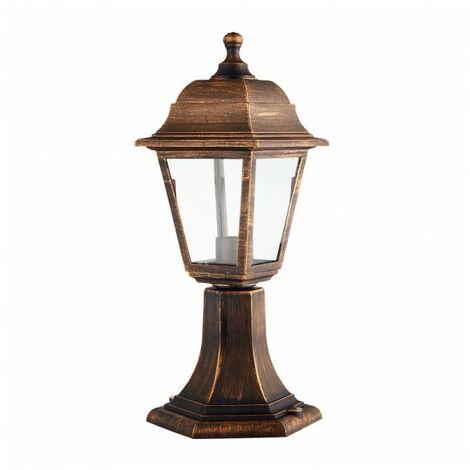 Iluminación para jardin Sobremuro Albahaca Oro Viejo Fabrilamp