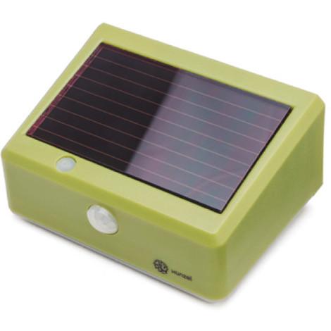 Iluminacion Solar C/Sensormov - XUNZEL - SOLARWALLMO