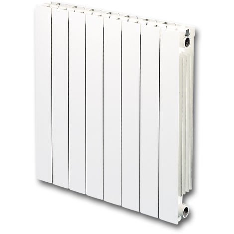 Central heating aluminium radiators