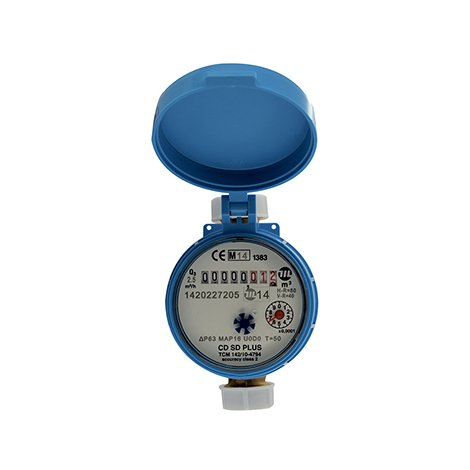 Water meter and accessories