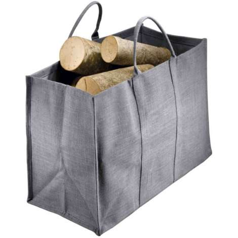 Log baskets and log bags