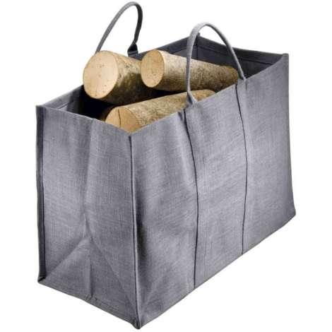 Panier à bûches et sac à bûches
