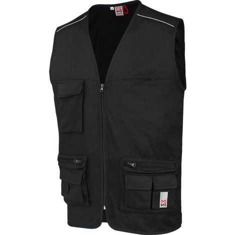 Veste et gilet de protection