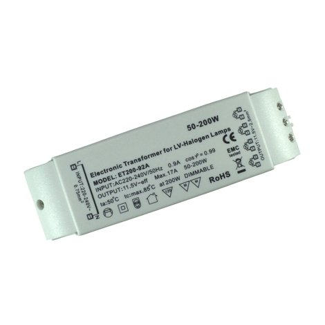 LED driver and transformer