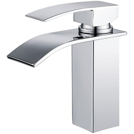 Single lever / valve for washbasin