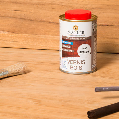 Varnish for furniture and objects