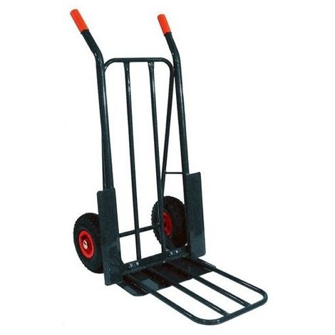 Two wheel hand trolley