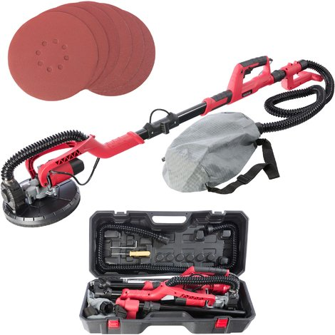 Wall and ceiling sander