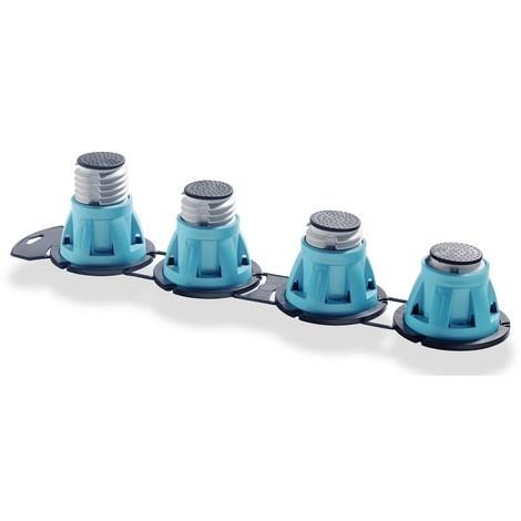 Shower tray riser kits