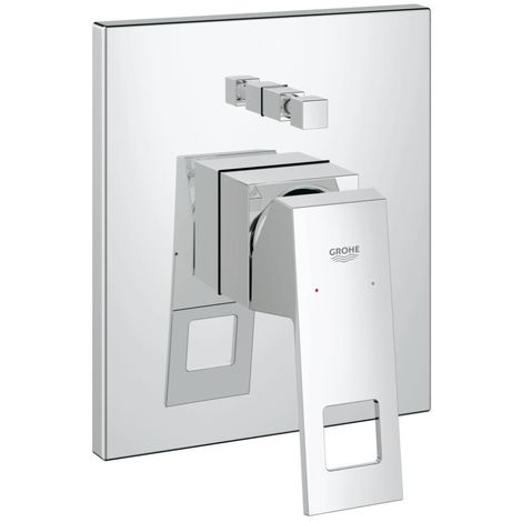 Wall mounted mixer tap finishing trim