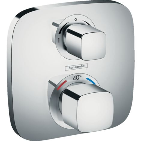 Thermostatic mixer trim