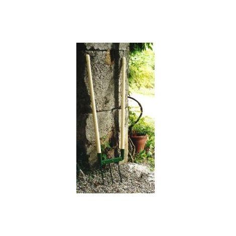 Aérateur de jardin