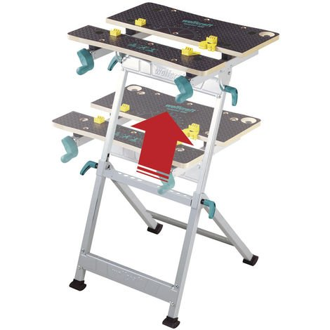 Adjustable workbench