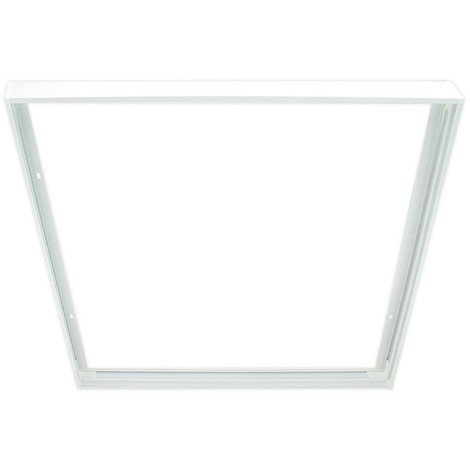 Panel light frames and fixings