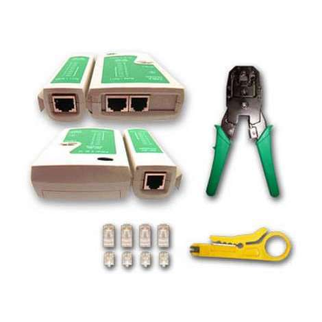 Electricians crimping tools