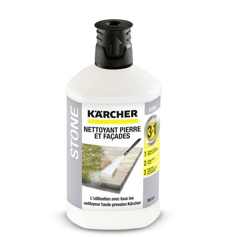 Détergent pour nettoyeur haute pression