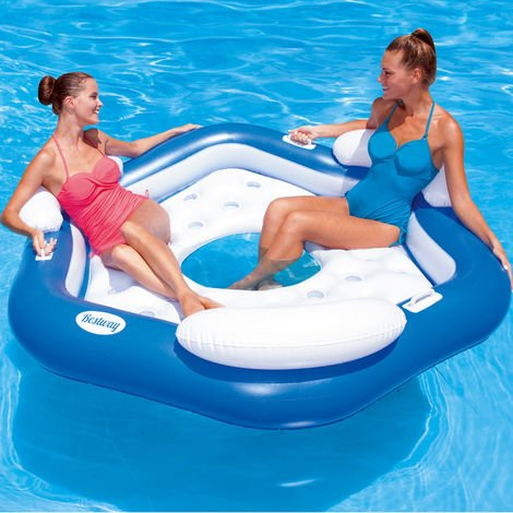 Swimming pool armchair
