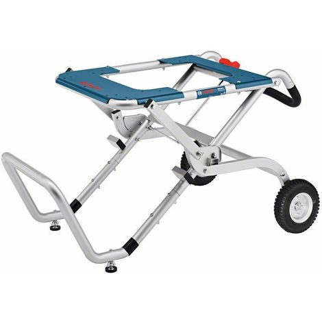 Portable table saw stands