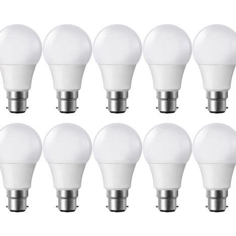 B22 LED light bulbs