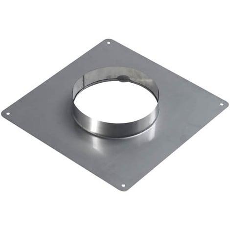 Platten & Gitter für den Kaminbau