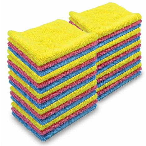 Dusters, microfibre dusters and wipes