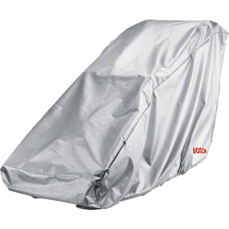 Lawn mower protective cover