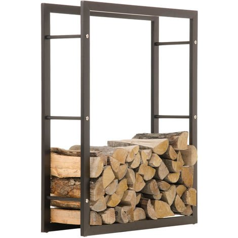 Log racks and holders