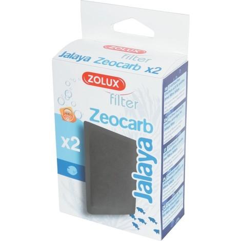 Filter media and replacement cartridge for aquarium