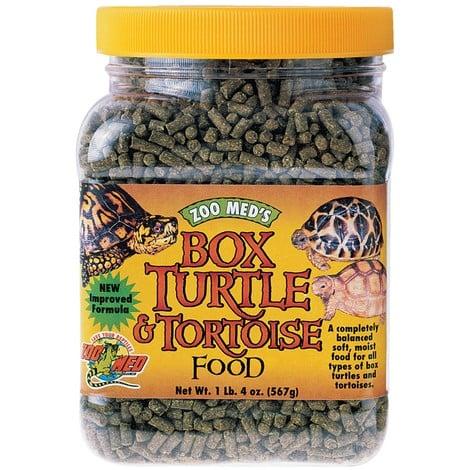 Terrestrial tortoise food