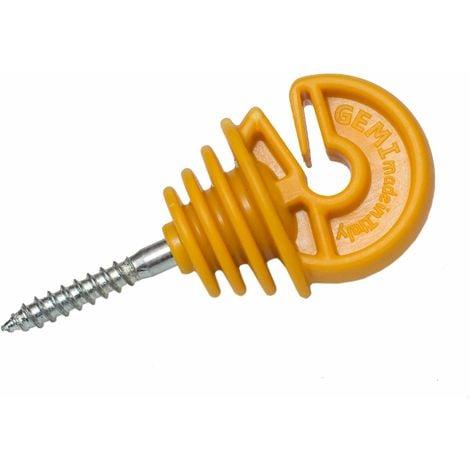 Fil, câble et piquet de clôture électrique