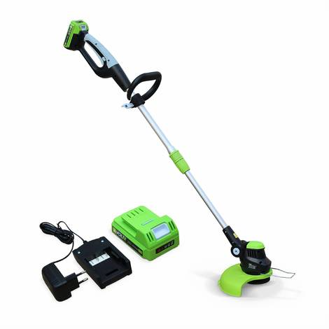 Electric brushcutter