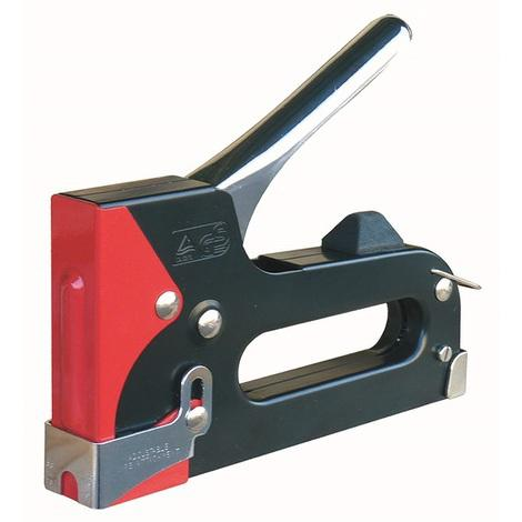 Manual staplers and accessories