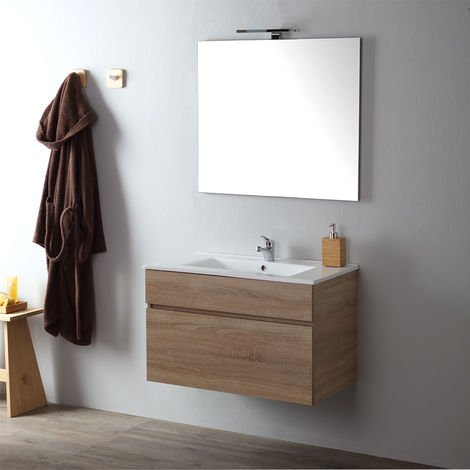 Vanity units with basins