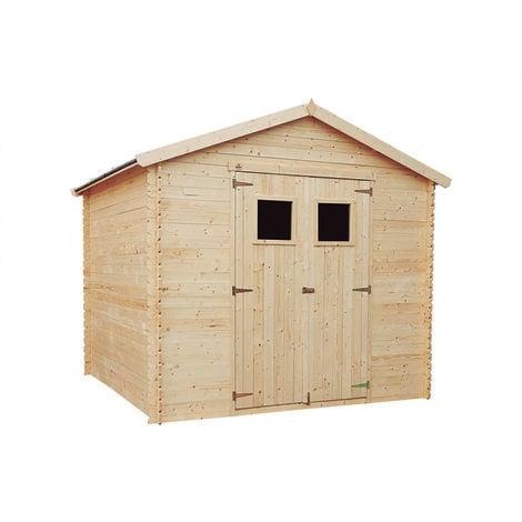 Holz-Gartenhaus