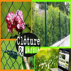 Clôture & Jardin