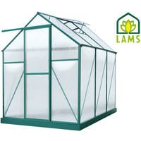 Greenhouses and polytunnels