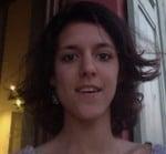 Joana, Junge Akademikerin von der Kunsthochschule, Nordrhein-Westfalen